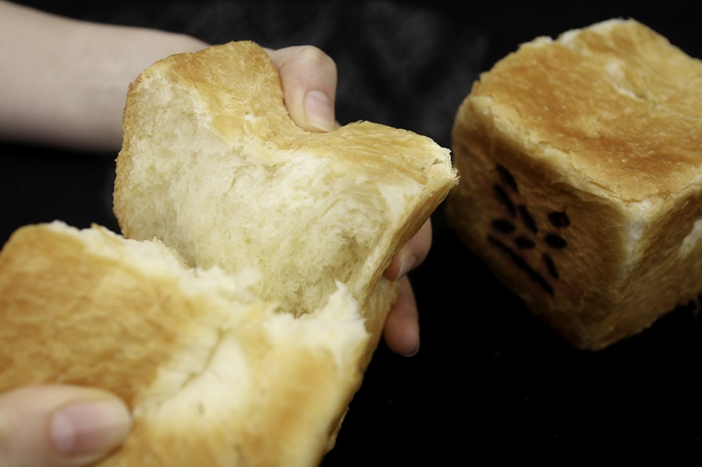渋いちベーカリー 生クリーム食パン ゆめか